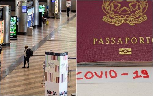 Covid, Green pass europeo: via libera definitivo del Parlamento Ue