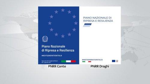 Recovery plan, le differenze tra il Pnrr di Draghi e quello di Conte