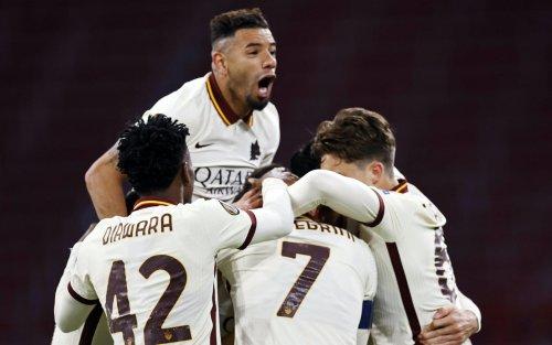 Ajax-Roma 1-2: video, gol e highlights della partita di Europa League