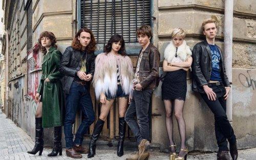 Noi i ragazzi dello zoo di Berlino, il cast della serie tv. FOTO
