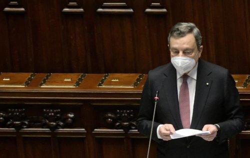 """Recovery Plan, Draghi: """"Disporremo di 248 miliardi, in ballo c'è il destino del Paese"""""""