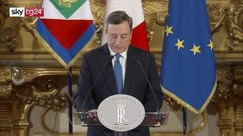 Mario Draghi, approvato il nuovo Decreto Legge: guarda i video con le ultime news