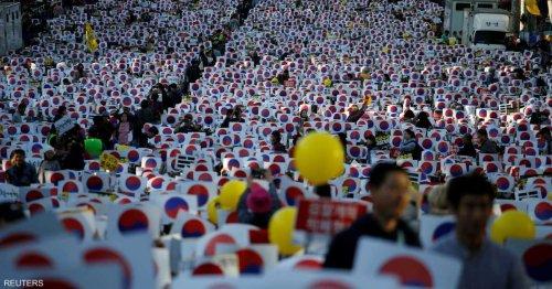 فضيحة تحيط بوزير العدل في كوريا الجنوبية تدفع الآلاف للتظاهر
