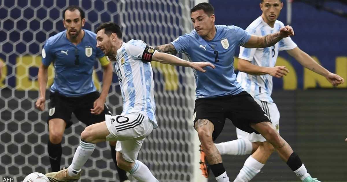ميسي يبدع لتفوز الأرجنتين على أوروغواي.. هل تحصد لقب كوبا أميركا؟