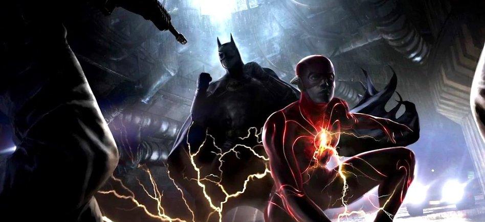 Leaked Photos From The Flash Set Tease Multiverse Mayhem