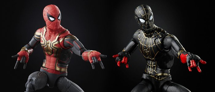 'Spider-Man: No Way Home' Toys Reveal New Spidey Suits, Confirm the Return of J. Jonah Jameson