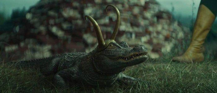 Loki Head Writer Explains Alligator Loki, 'It's So Stupid, But It Also Makes Total Sense'
