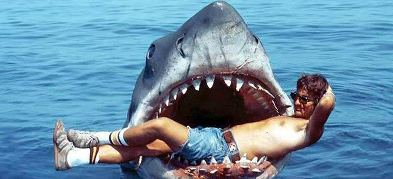 Spielberg Says No to Jaws Reboot