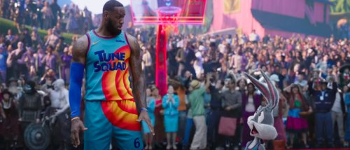 The Space Jam: A New Legacy Trailer Was Full Of Awesome Easter Eggs