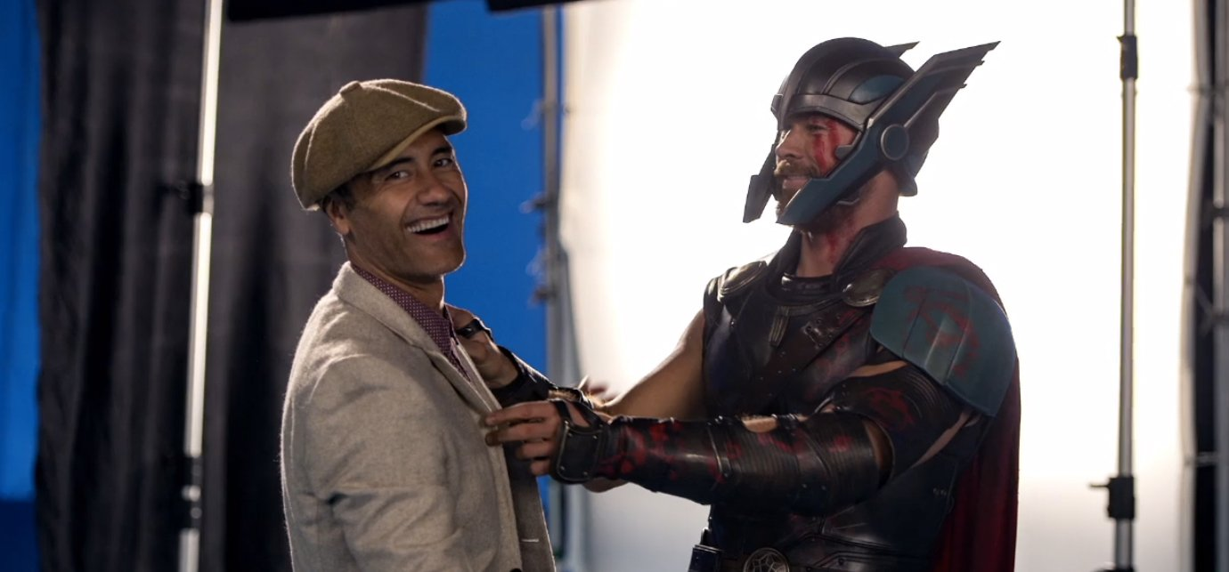 """Taika Waititi Packed """"Every Ridiculous Concept"""" Into Thor: Love & Thunder"""