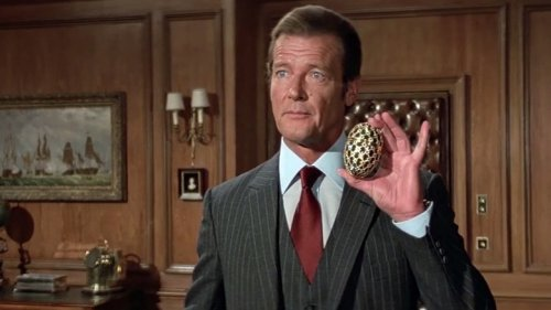 The Surprising Reason Roger Moore Retired From James Bond Films
