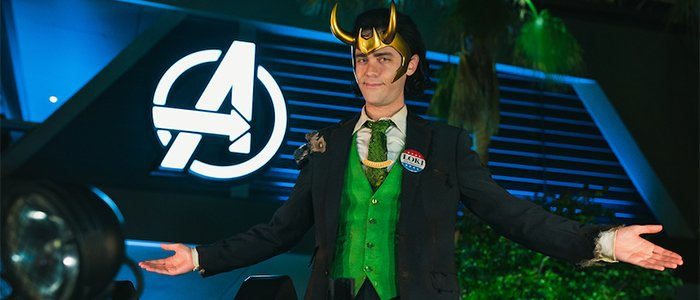 President Loki Comes to Avengers Campus, Batwoman Season 3 Adds Robin Givens & More