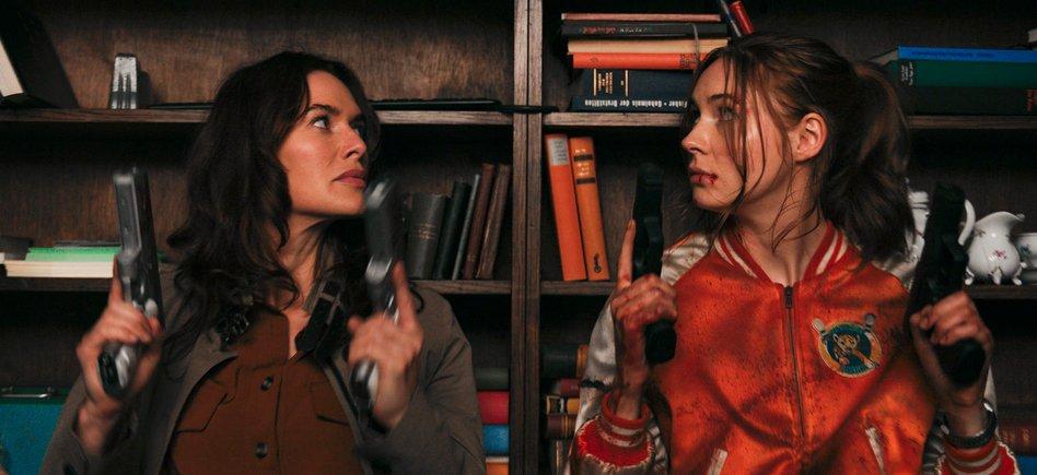'Gunpowder Milkshake' Trailer: Karen Gillan Leads This Female-Driven Shoot 'Em Up