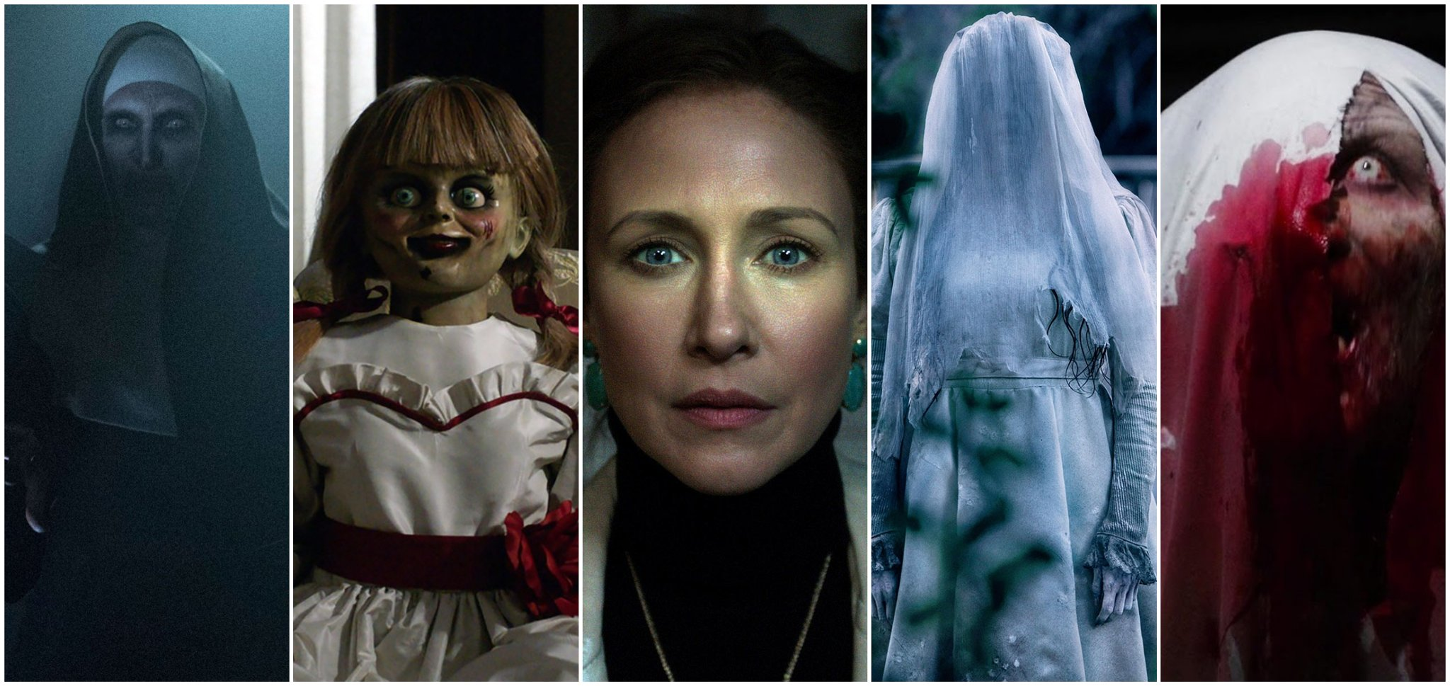 All 8 Conjuring Universe Films Ranked From Worst to Best
