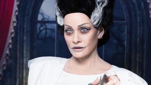 Horror Legend Barbara Crampton Is Spending Halloweek Cosplaying The Divas Of Darkness With Fangoria