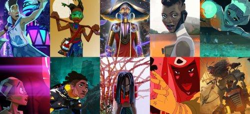 Animated Anthology 'Kizazi Moto: Generation Fire' Brings African Sci-Fi to Disney+