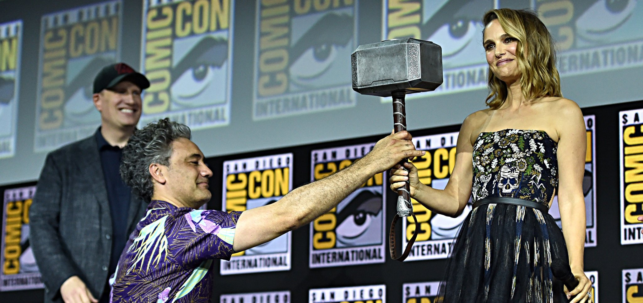 Thor: Love & Thunder Will Give Natalie Portman a Different Version of Thor's Powers