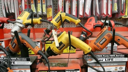 Home Depot power tools won't work unless you pay for them