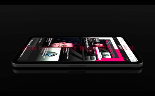 iPad mini 6 renders hint at an iPad Air mini