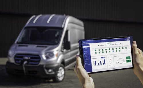 Ford to purchase Electriphi for integration with Ford Pro services for EV fleets