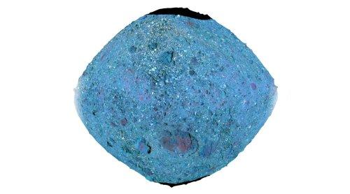 NASA says Bennu data hints at an unprecedented asteroid sample