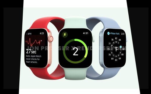 APPLE WATCH 2021 cover image