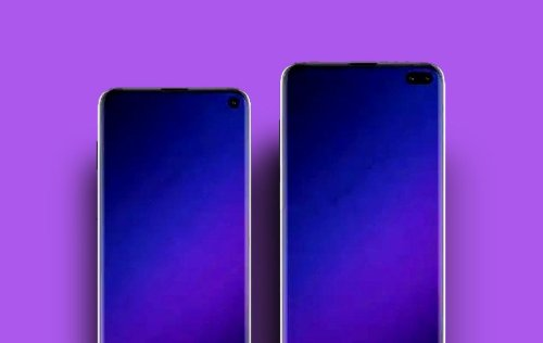 Galaxy S10 leaks just got real