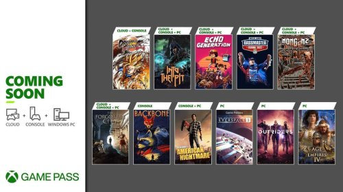 Xbox Game Pass late October 2021 additions: Age of Empires IV, Alan Wake