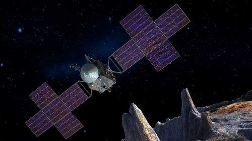 Asteroid 16 Psyche is possibly worth $10,000 quadrillion dollars