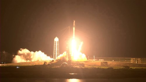 SpaceX Crew-2 launches to set new NASA records at ISS
