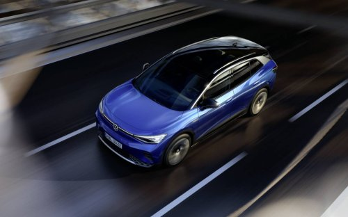 2021 World Car of the Year: Volkswagen ID.4