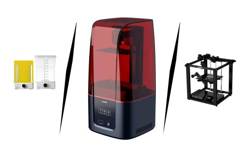 ELEGOO Mars 3 LCD 3D printer, Mercury X, Neptune X FDM pre-orders begin