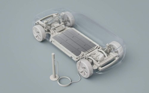 "A new EV ""gigafactory"" is coming, but Tesla isn't building it"