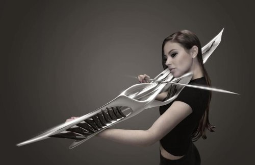 Monad Studio's 3D-printed violin challenges your idea of music