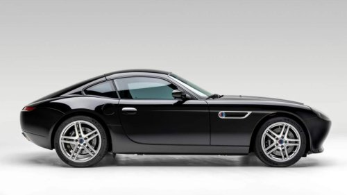 SVE Oletha is what could have been if BMW built a Z8 Coupe