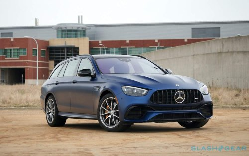 2021 Mercedes-AMG E 63 S Wagon Review: Family Fortune