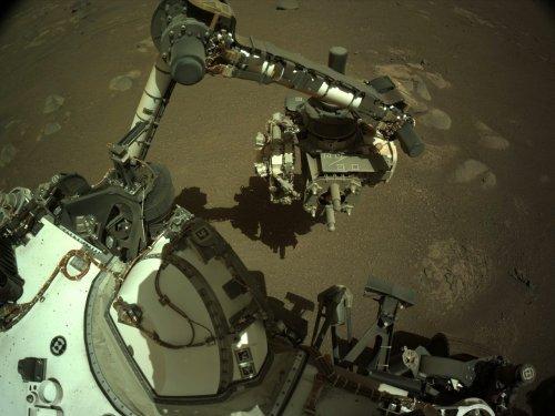 Perseverance rover surveys Mars as NASA prepares for a tough decision