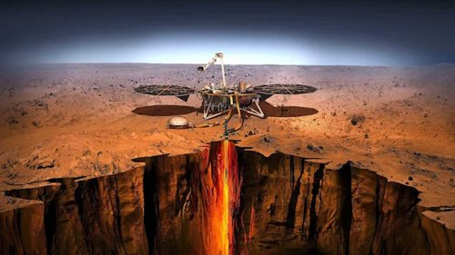 InSight finally detects large quakes on Mars