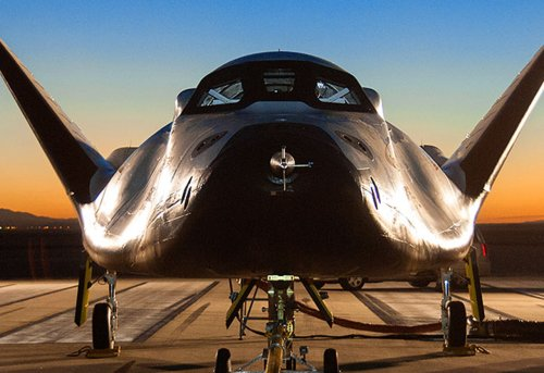 Dream Chaser space plane inches closer to its first flight