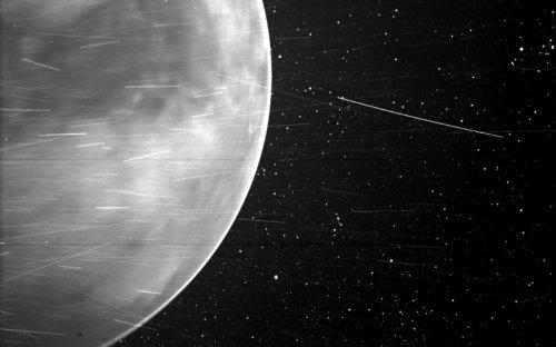 NASA solar probe grazes a Venus mystery on its slingshot to the Sun