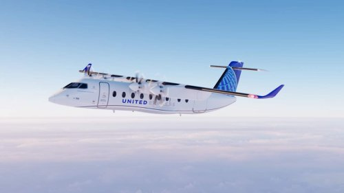 United Airlines is ordering 100 of these all-electric planes: Here's why