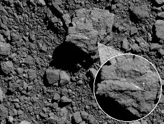 Discover asteroid bennu
