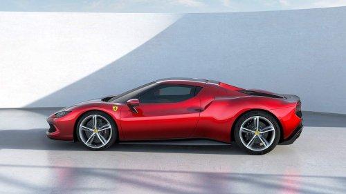 2022 Ferrari 296 GTB hybrid is an Italian icon premiere supercar