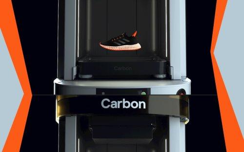 Adidas 4DFWD 3D-printed shoe has Carbon design midsole