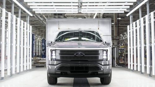 Ford tackles F-150 Lightning production limits as first test EVs arrive