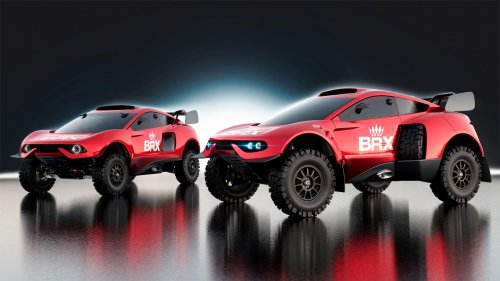 BRX confirms it will participate in the Dakar 2020 rally