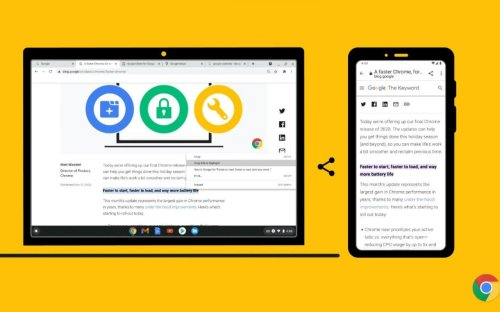 Chrome tries to level up your productivity with these new features