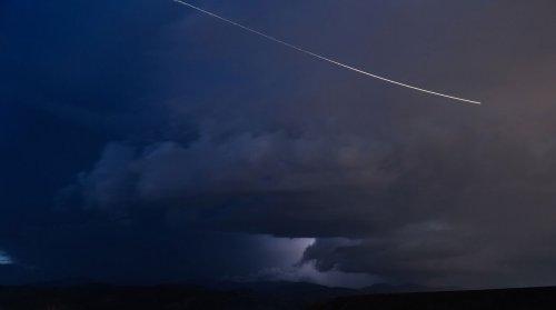 Lyrid meteor shower peaks April 22