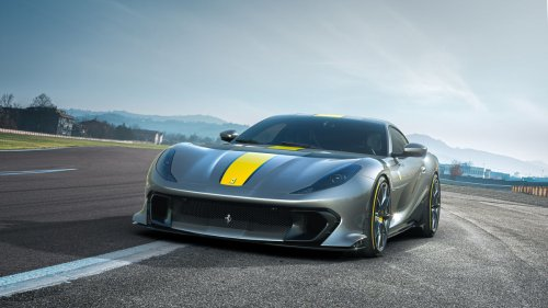 Ferrari 812 Competizione makes an extreme supercar even wilder