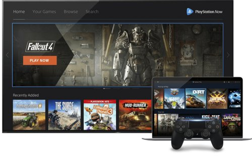 PlayStation Now 1080p game streaming is finally arriving